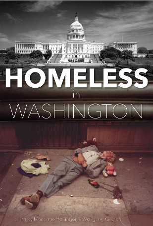 "Marianne Hettinger directed ""Homeless in Washington"""